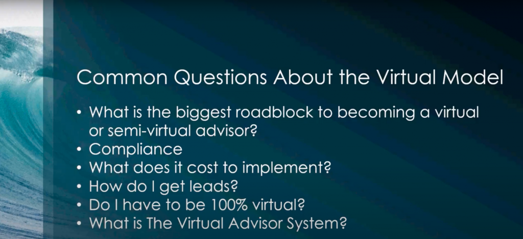 common questions about working virtually