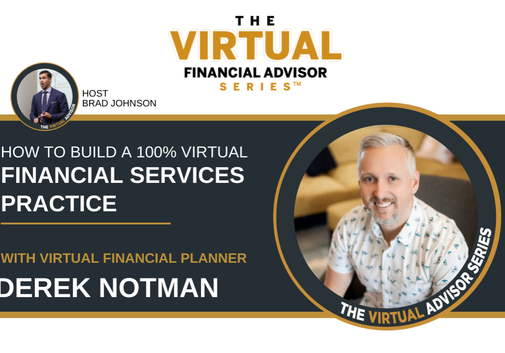 how to build a 100% virtual financial services practice