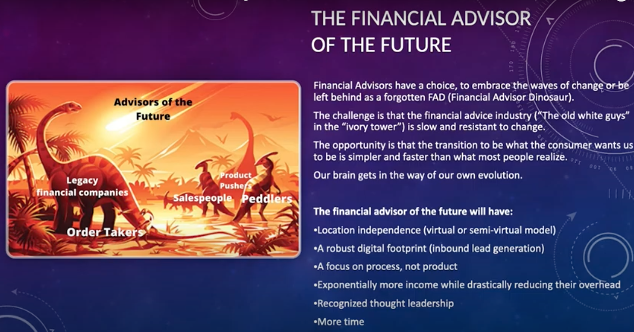 the financial advisor of the future