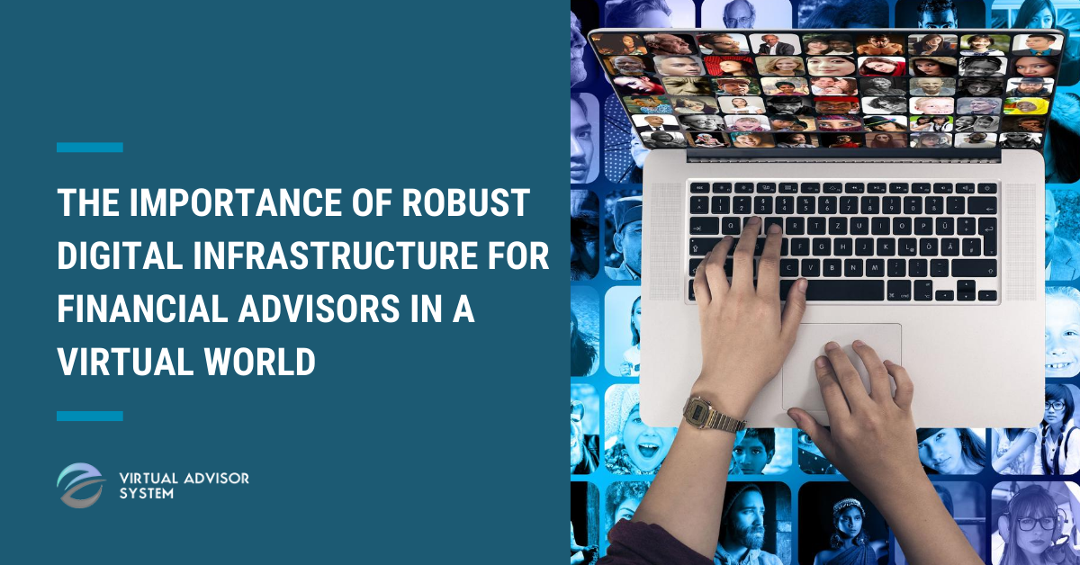 robust digital infrastructure